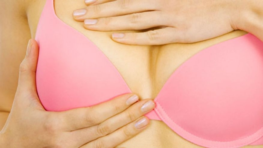 грудь во время беременности