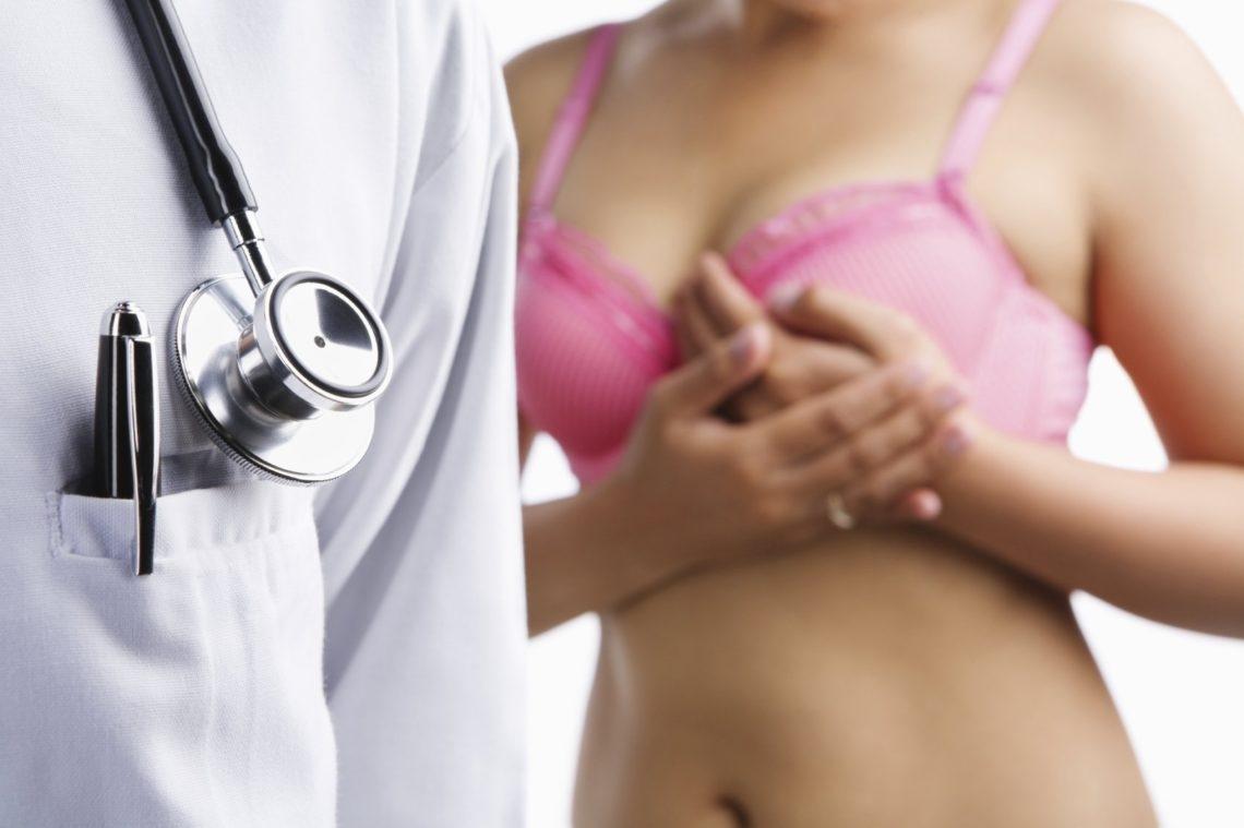 Обследование у маммолога