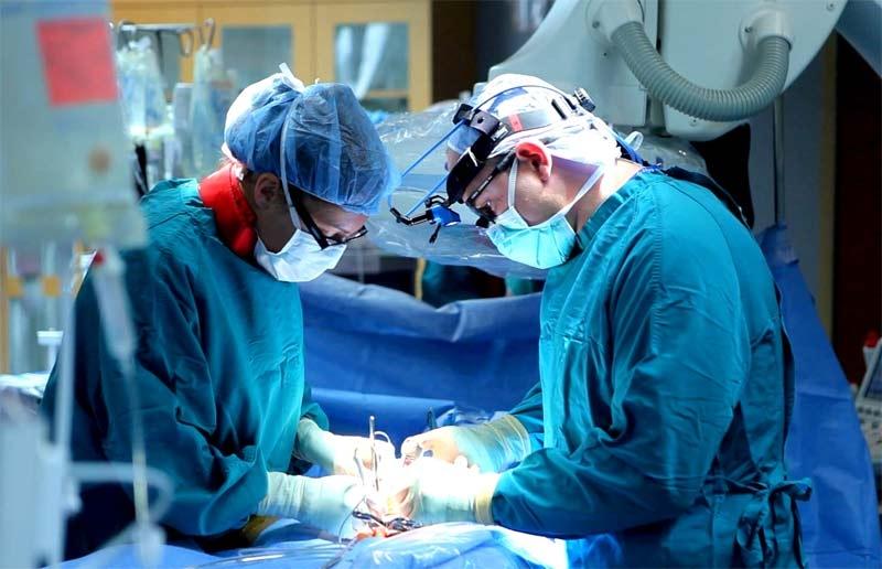 мастит операция