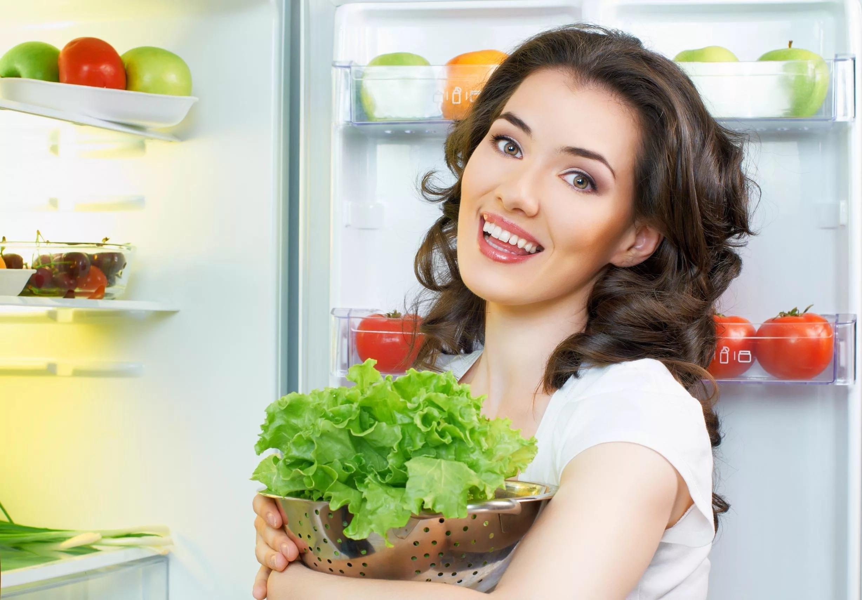Здоровое питание для красоты груди