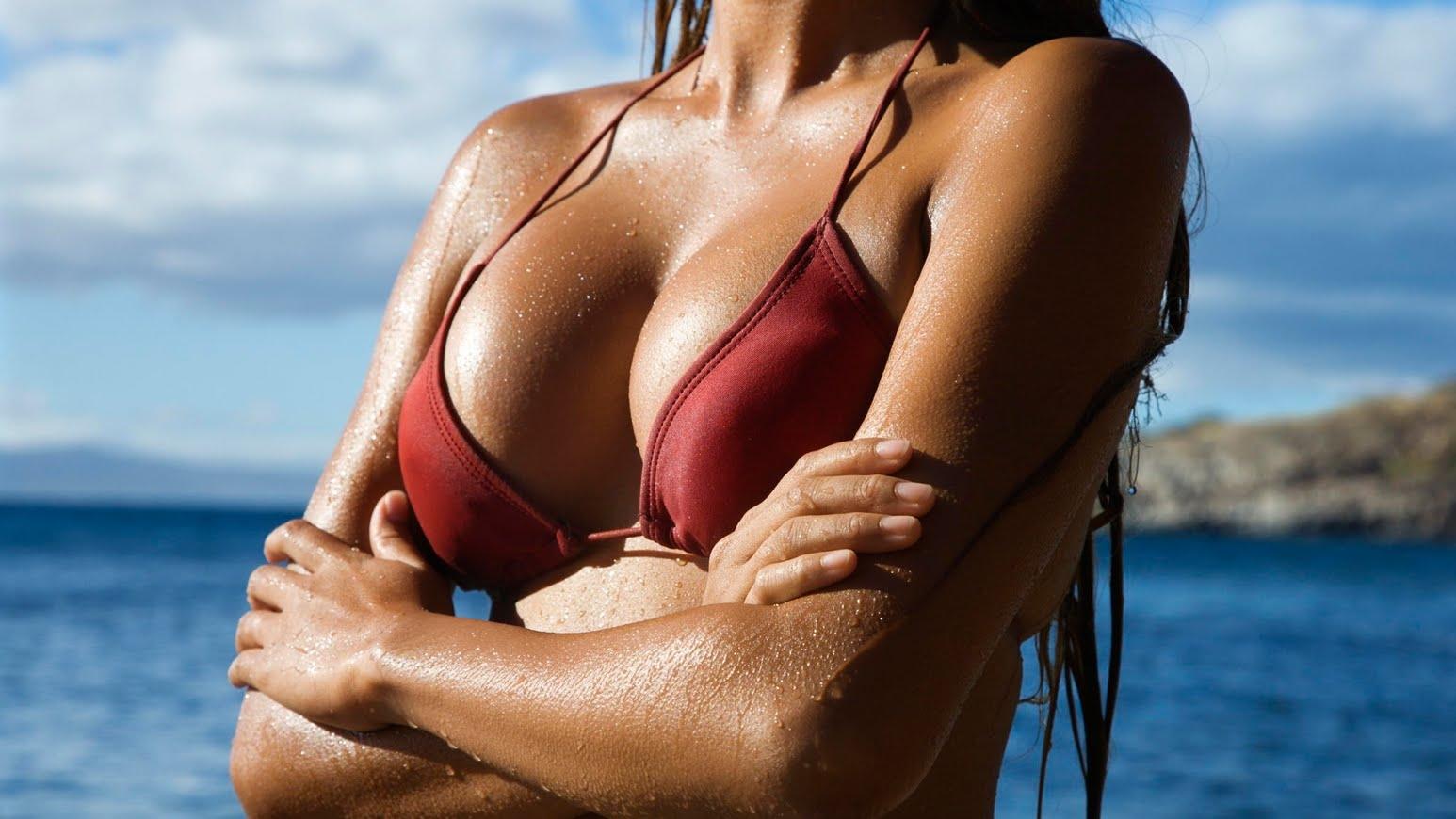 Как сделать грудь упругой