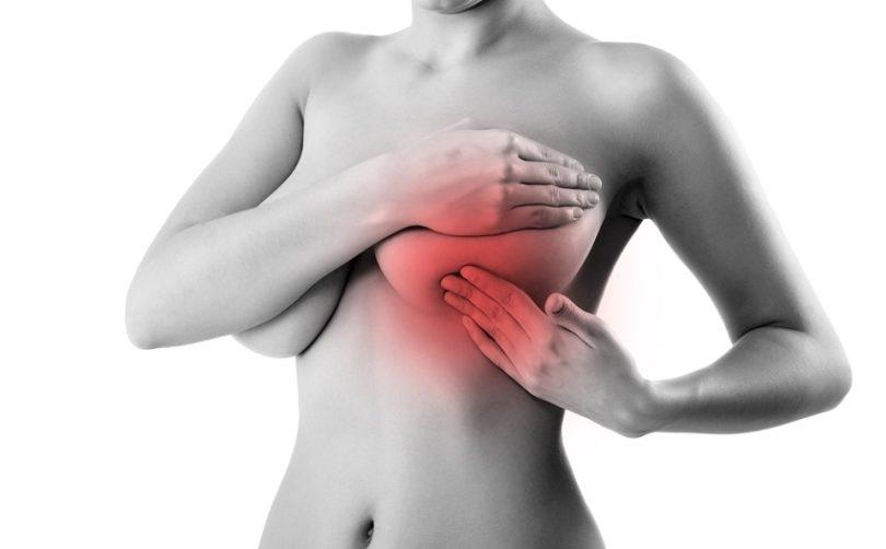 Причины жжения в груди