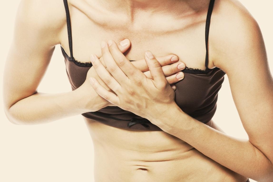 Жжение в груди