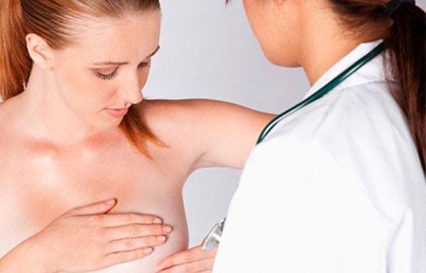 Аденоз молочной железы