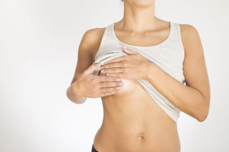 Боль под правой грудью