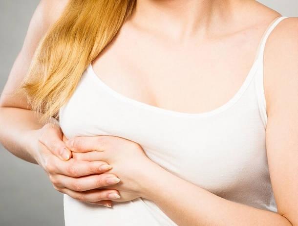 Болит грудь с правой стороны