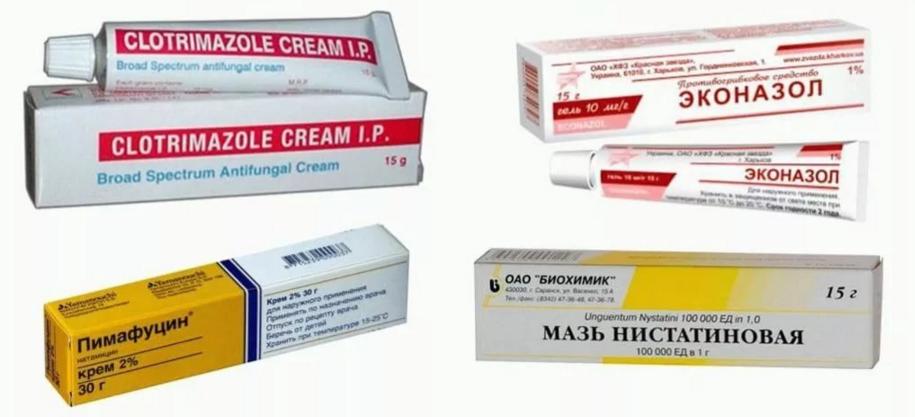 Лечение молочницы при гв