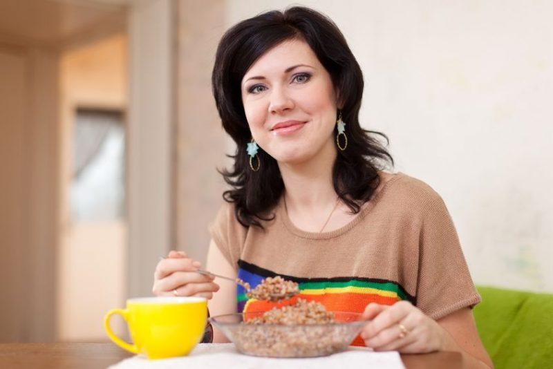 Полезное питание при запорах