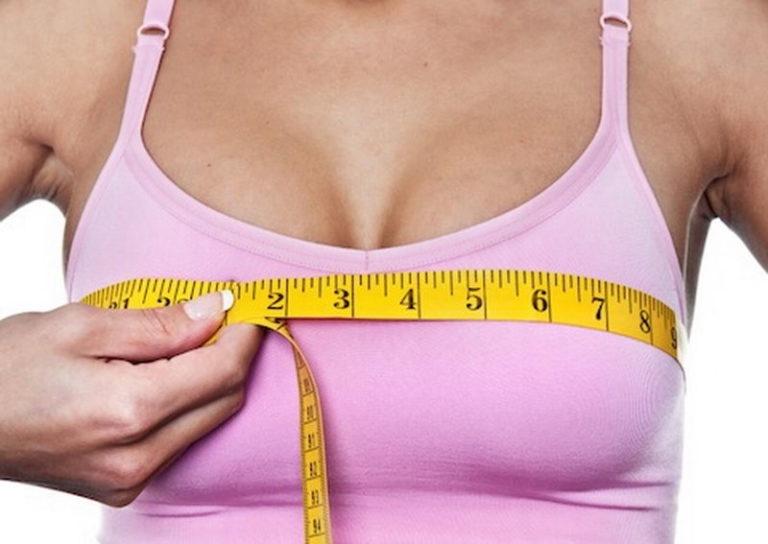 как увеличить грудные железы в домашних условиях