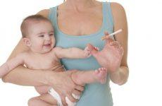 Курение во время грудного вскармливания: негативные последствия и способы их снижения