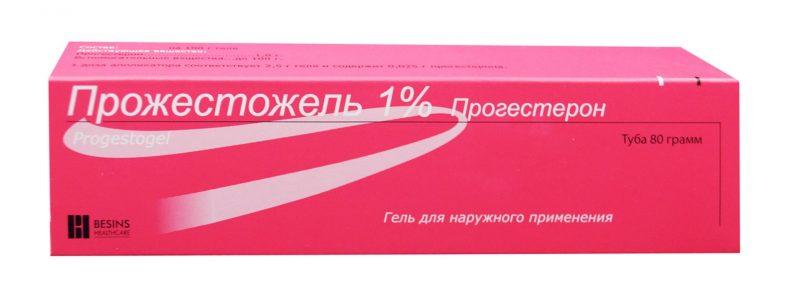Прожестогель для лечения мастопатии