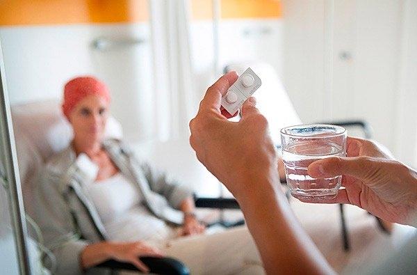 Гормональная терапия рака молочной железы