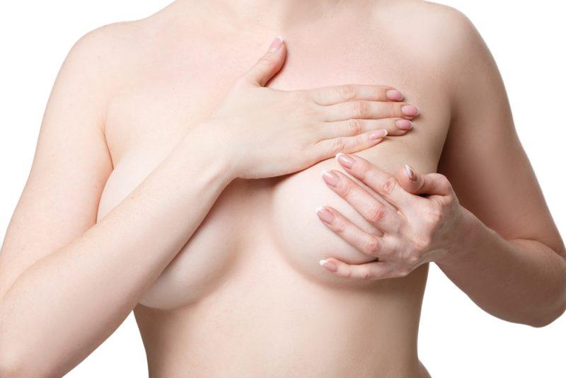 Как расцедить грудь