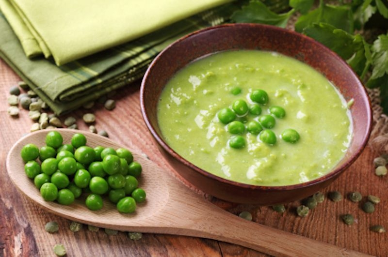 Гороховый суп при гв