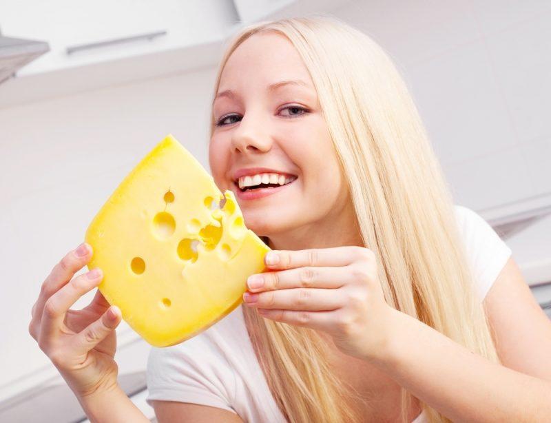 Сыр при гв