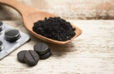 Активированный уголь при лактации: правила применения