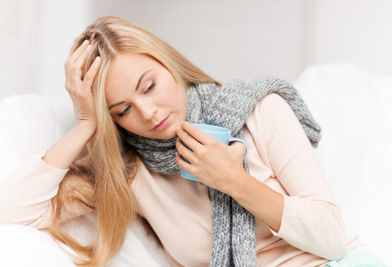 Лечение ангины при гв