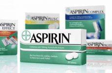 Можно ли кормящей женщине принимать Аспирин