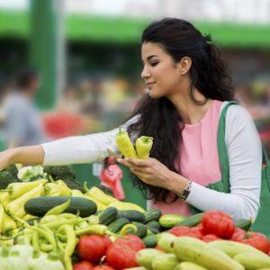 Самые полезные овощи и зелень для кормящих мам