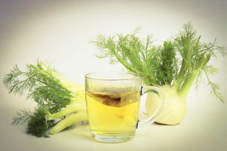 Чай с фенхелем при гв