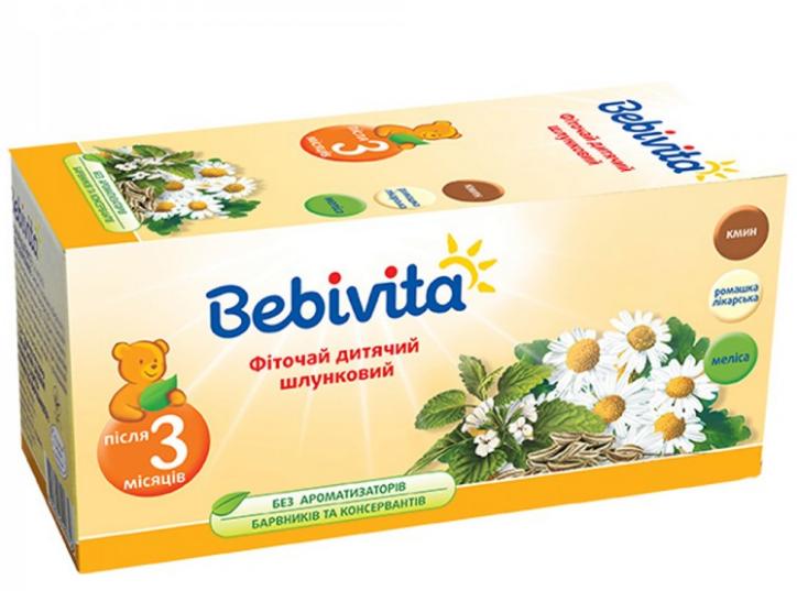 """Фиточай """"Bebivita"""""""