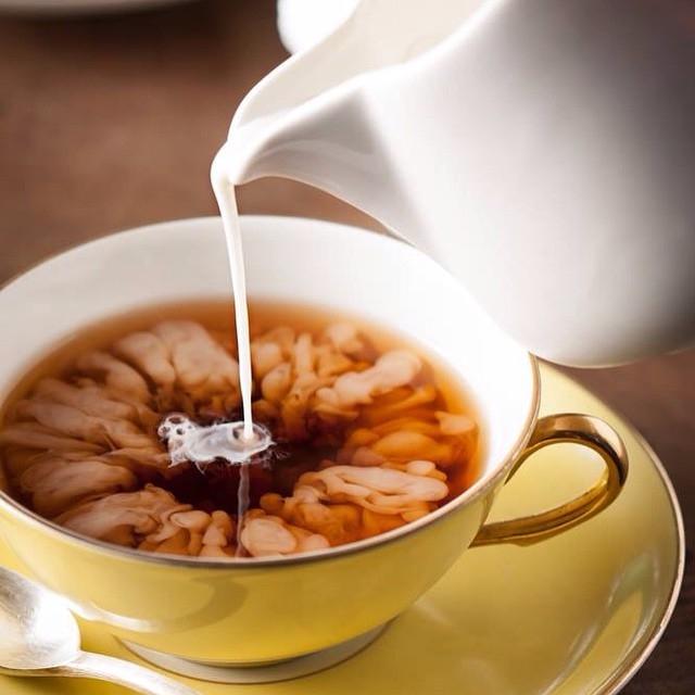Чай при грудном вскармливании