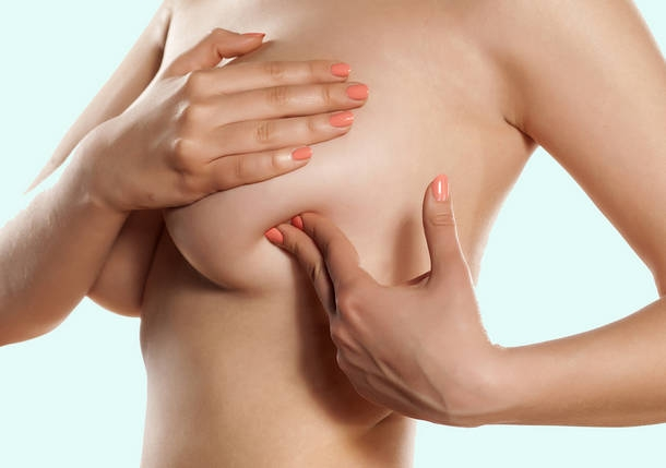 Липофиброз молочной железы