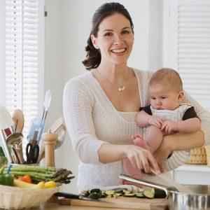 Гипоаллергенная диета для кормящих женщин: подходящие продукты и примерное меню