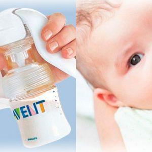 Как правильно пользоваться молокоотсосом Avent: сборка и сцеживание