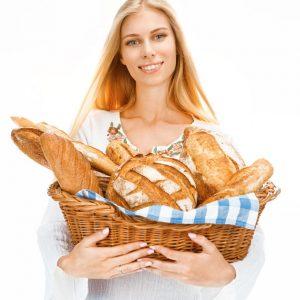 Какой хлеб полезней для кормящей женщины