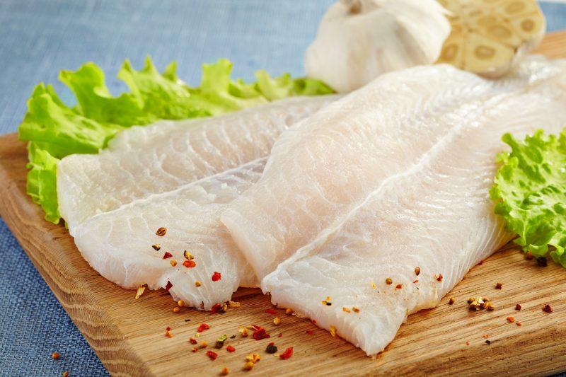 Сырая рыба при гв