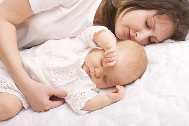 Кормление ребенка по требованию