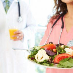 Как нужно питаться во время и после химиотерапии
