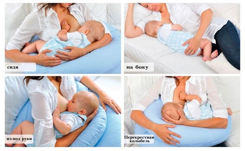 Уплотнение в груди при лактации