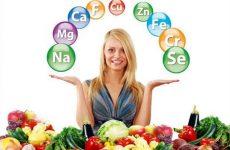 Какие витамины помогут при мастопатии